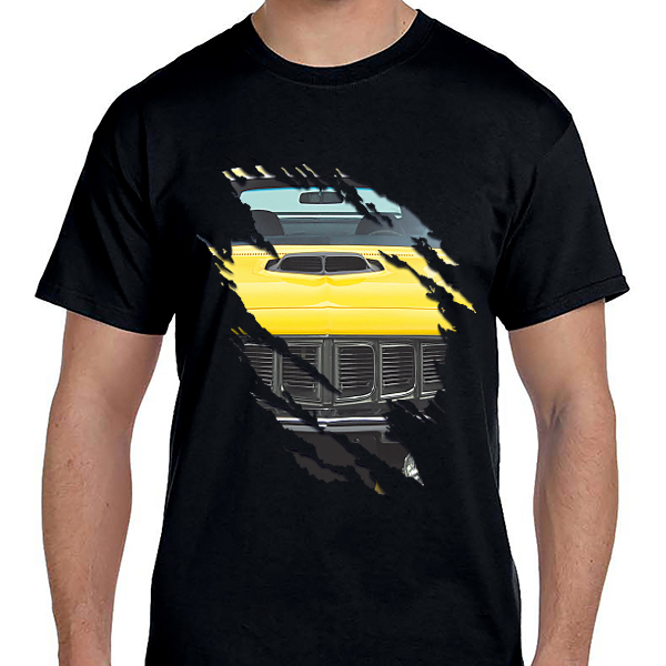 Cars - Shred Yellow