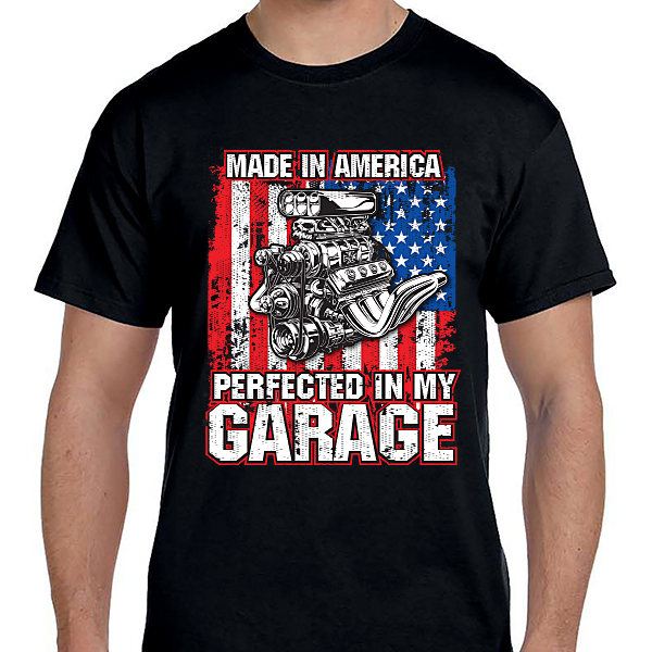 Cars - Made in America