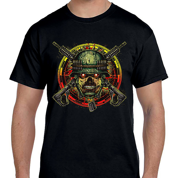 Cool Stuff - Skull Army Helmet