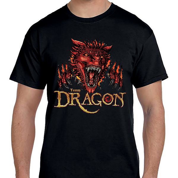 Cool Stuff - Team Dragon Red