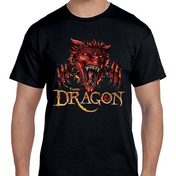 Cool Stuff - Team Dragon Red